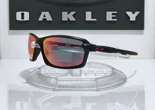 Oakley Carbon Shift Matte Black Frame with Torch Iridium Lenses