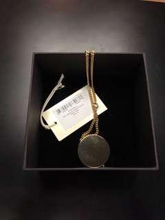 Vetement grinder (gold)