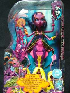 Monster High great scarrier reef kala merri