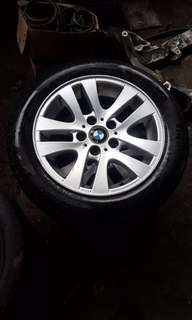 "Sport Rim 17"" inch BMW E90"