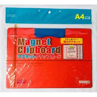 🌸SALE🌸 Daiso Magnet Clipboard