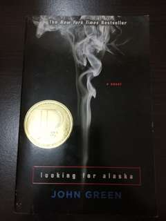 Looking for alaska by johm green