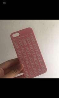 Case iphone 5/s