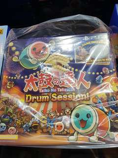 PS4 Taiko No Tatsujin (Taiko Drum)