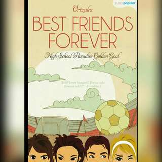 Ebook Best Friends Forever
