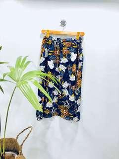 Ezra Floral Skirt - Preloved, Excellent Condition