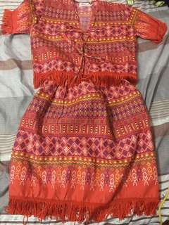 Ifugao costume for sale (Used only once)