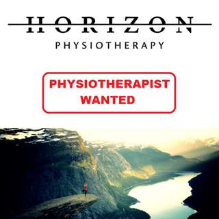 JOB VACANCY FOR A MUSCULOSKELETAL PHYSIOTHERAPIST