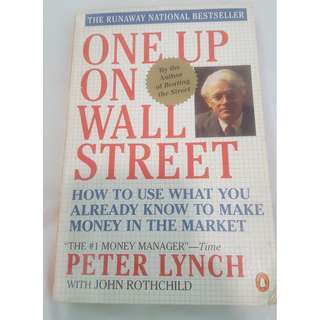 🚚 One Up On Wall Street - Peter Lynch
