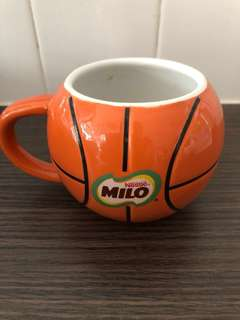Cute basketball cup