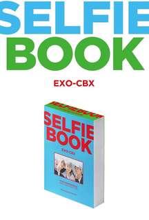 PRE-ORDER EXO CBX - SELFIE BOOK