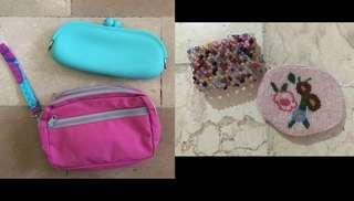 Pouch and purse bundle