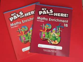[NEW] MY PALS ARE HERE! Maths Enrichment 1B