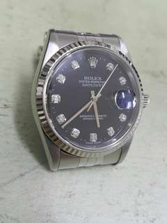 Rolex oyster datejust 16234