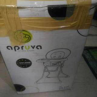 Apruva 2 In 1 High Chair