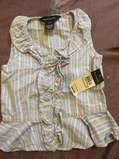 全新女童衫褲 18–36M Polo, Nicholas&bear