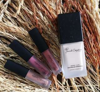 (INSTOCKS AVAIL) Authentic Jannah Lip matte & Magnolia Liquid Foundation by Jannah Cosmetics PO