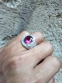 Batu cincin king ruby