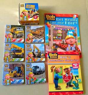 Bob builder story books bundle