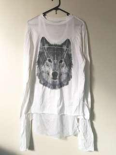 Paradox Wolf and Mesh Shirt Combo