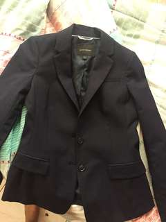 Banana Republic - Dark blue blazer