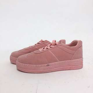 Dusty Pink Sneakers
