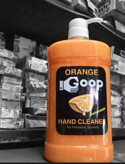 GOOP grease cleaner