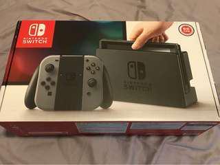 Nintendo Switch+Zelda+ splatoon2+just dance 2018
