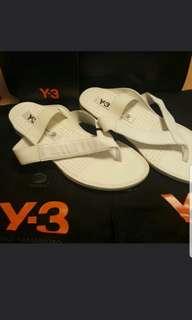 原價$1790現平賣 Y3 沙灘鞋輕便鞋 全新冇著過 有原裝袋 label都未搣 去沙灘一流