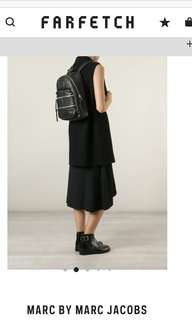 🈹New Marc by marc jacobs leather backpack
