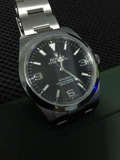 🚚 (FULL SET) Rolex Explorer 1 I 214270 no date