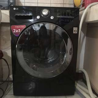 LG 2in1 Washing Machine Inverter