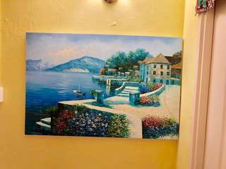 Canvas Painting 2x3 feet size