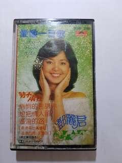 邓丽君 Teresa Teng 爱像一首歌 cassette 卡带