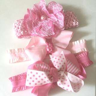 (3 pcs)Accessories for baby