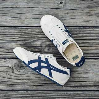 ASIC LADY ONITSUKA SLIP ON 37-40