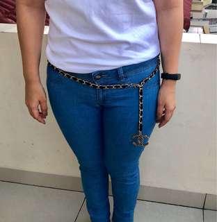 Belts/kalung chanel