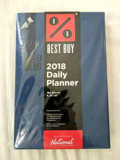 National Bookstore 2018 Planner
