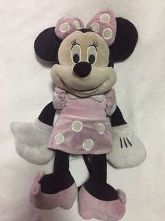 Authentic minie mouse