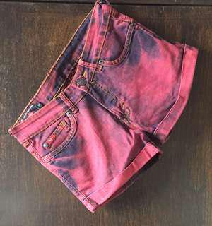 Lee colored shorts