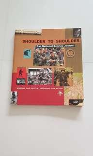 Shoulder to shoulder - our national service journal