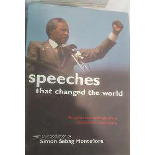 🚚 Speeches That Changed The World