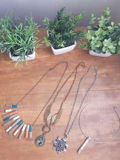 Necklace Take All😊