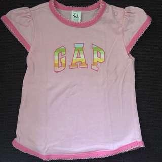 Gap FO Pink Tshirt