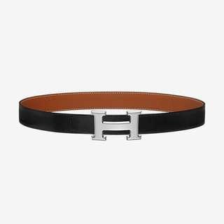 Hermes Original H buckle Reversible Belt with Detachable Buckle