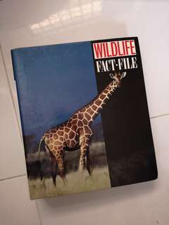 Wildlife - Fact file