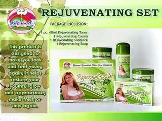3 FOR PHP 530 Blessed Rejuvenating Set