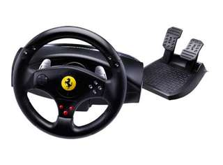 PS3-PC Racing Wheel Thrustmaster Ferrari GT Experience