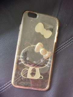 Hello Kitty Iphone 6+ Casing