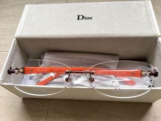 Dior 眼鏡👓,全新有盒+袋+眼鏡布